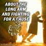 Artwork for About The Long Arm and Fighting for a Cause #239