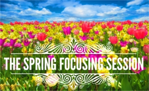 Episode 124: The Spring Focusing Show