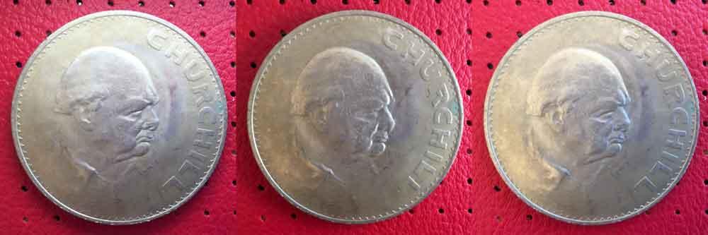 Churchill coin