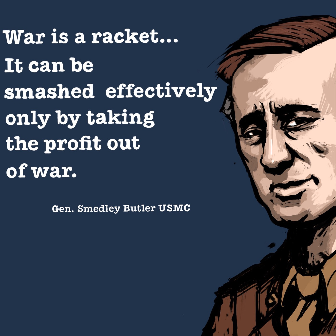 (2015/05/01) War is a racket (Foreign Policy)