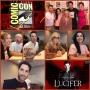 Artwork for Episode 787 - SDCC: Lucifer w/ Tom Ellis/Aimee Garciia/Rachael Harris/Kevin Alejandro/EPs Joe Henderson & Ildy Modrovich!