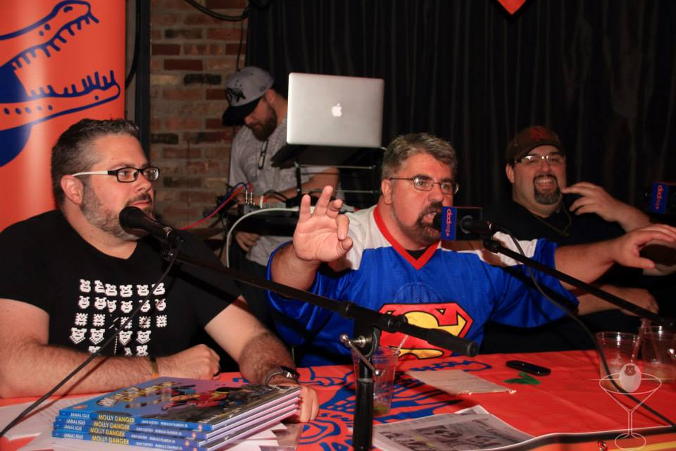 Comic Book Bears Podcast LIVE 2014!