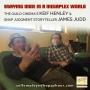 Artwork for Ep. 43: Indie Cinema Owner Keif Henley & Storyteller James Judd