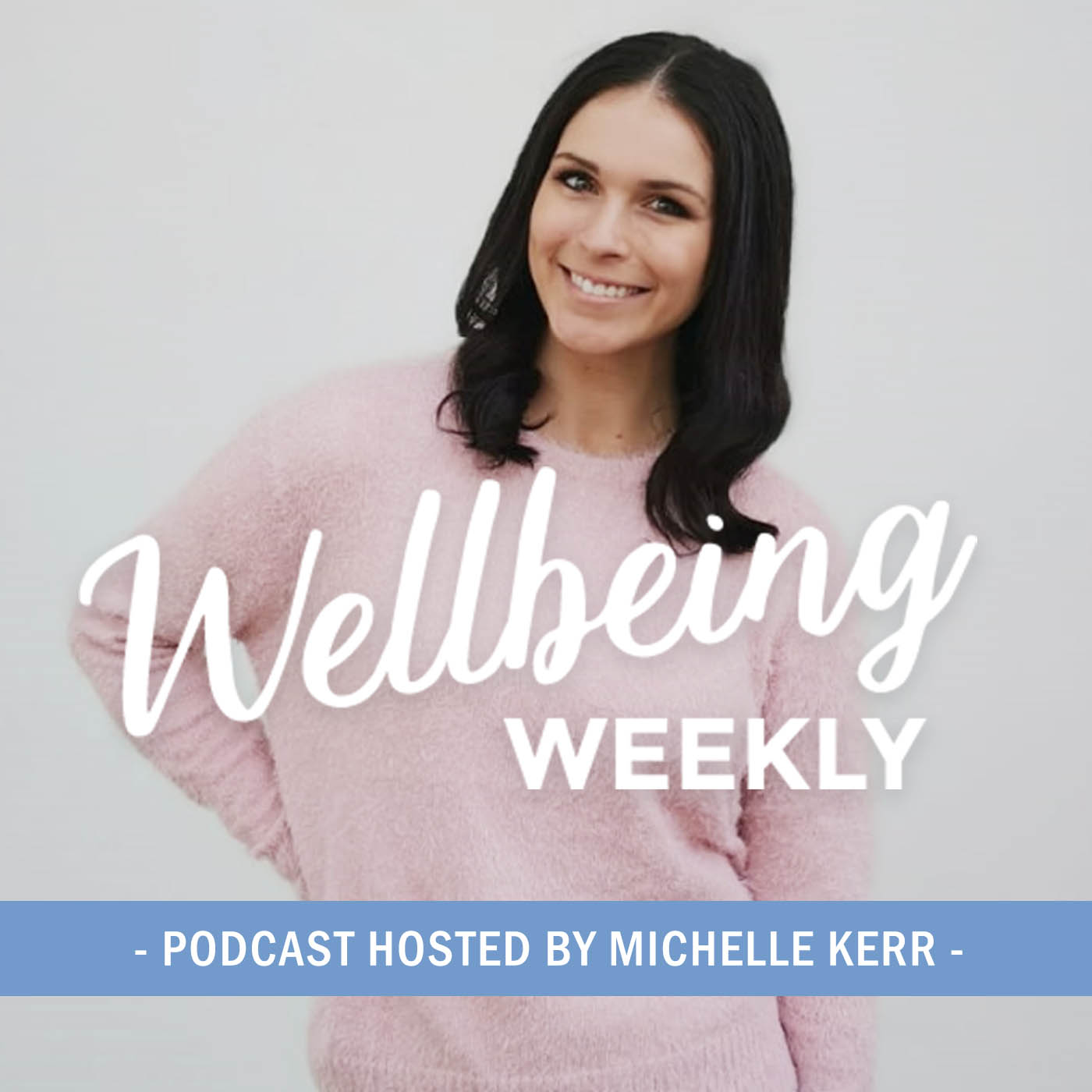 Wellbeing Weekly show art