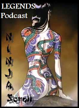 #61; Ninja Scroll (Anime Arc)