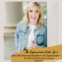 Artwork for Why My Morning Routine is My Superpower with Katelyn Bellefontaine of Elegant Productions