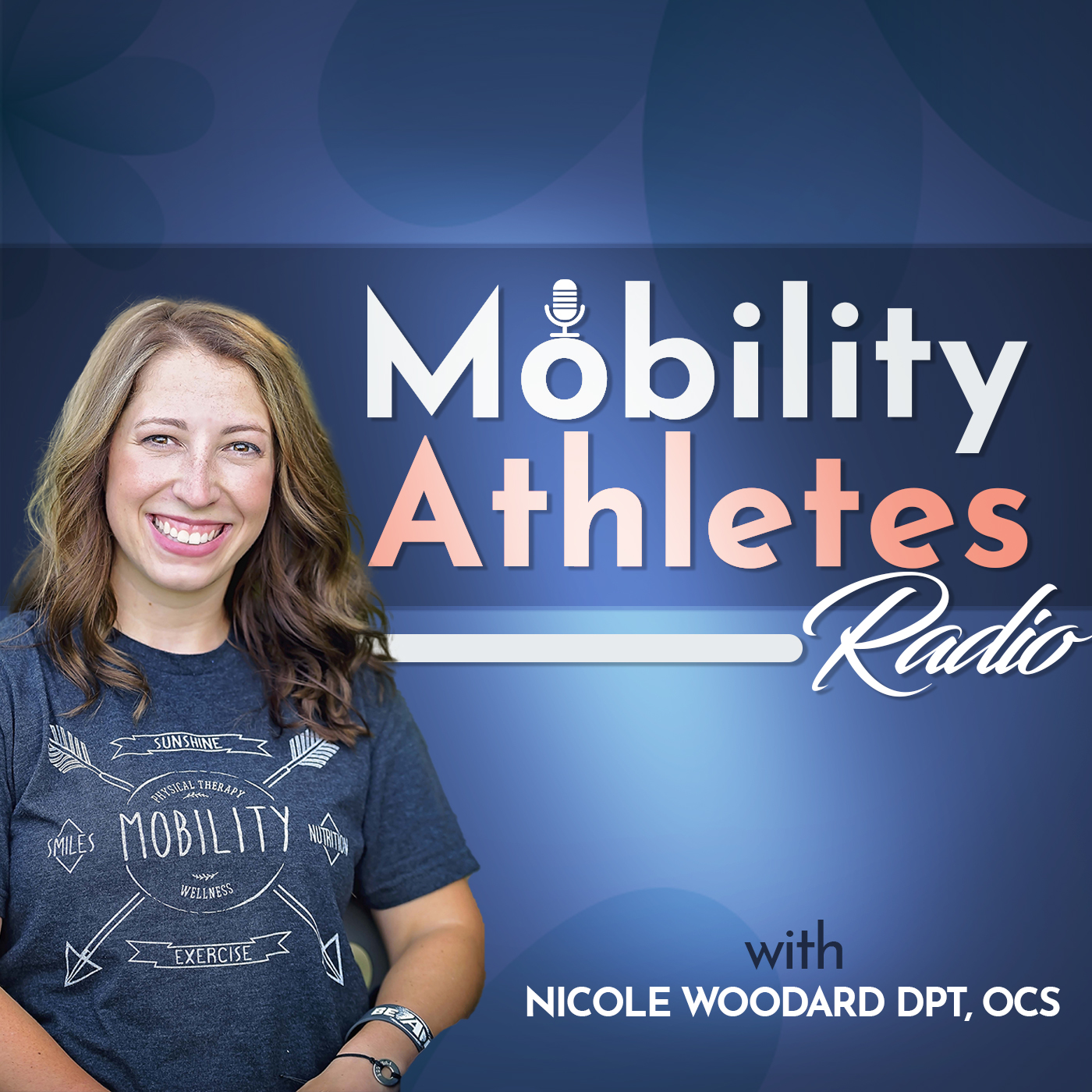 Mobility Athletes Radio show art
