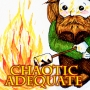 Artwork for CHAOTIC ADEQUATE 9 - A Dragon and A Wagon (of Booze)