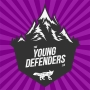 Artwork for Introducing The Young Defenders