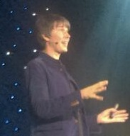 Token Skeptic 168 - On The Australian Tour Of Prof. Brian Cox