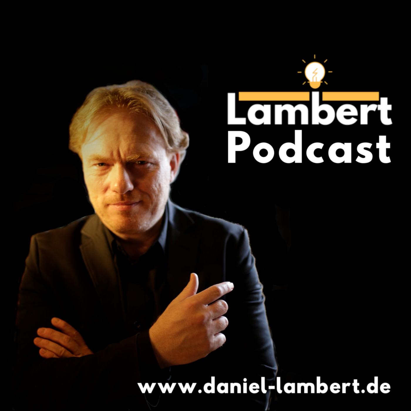 Lambert-Podcast Wirtschaft show art