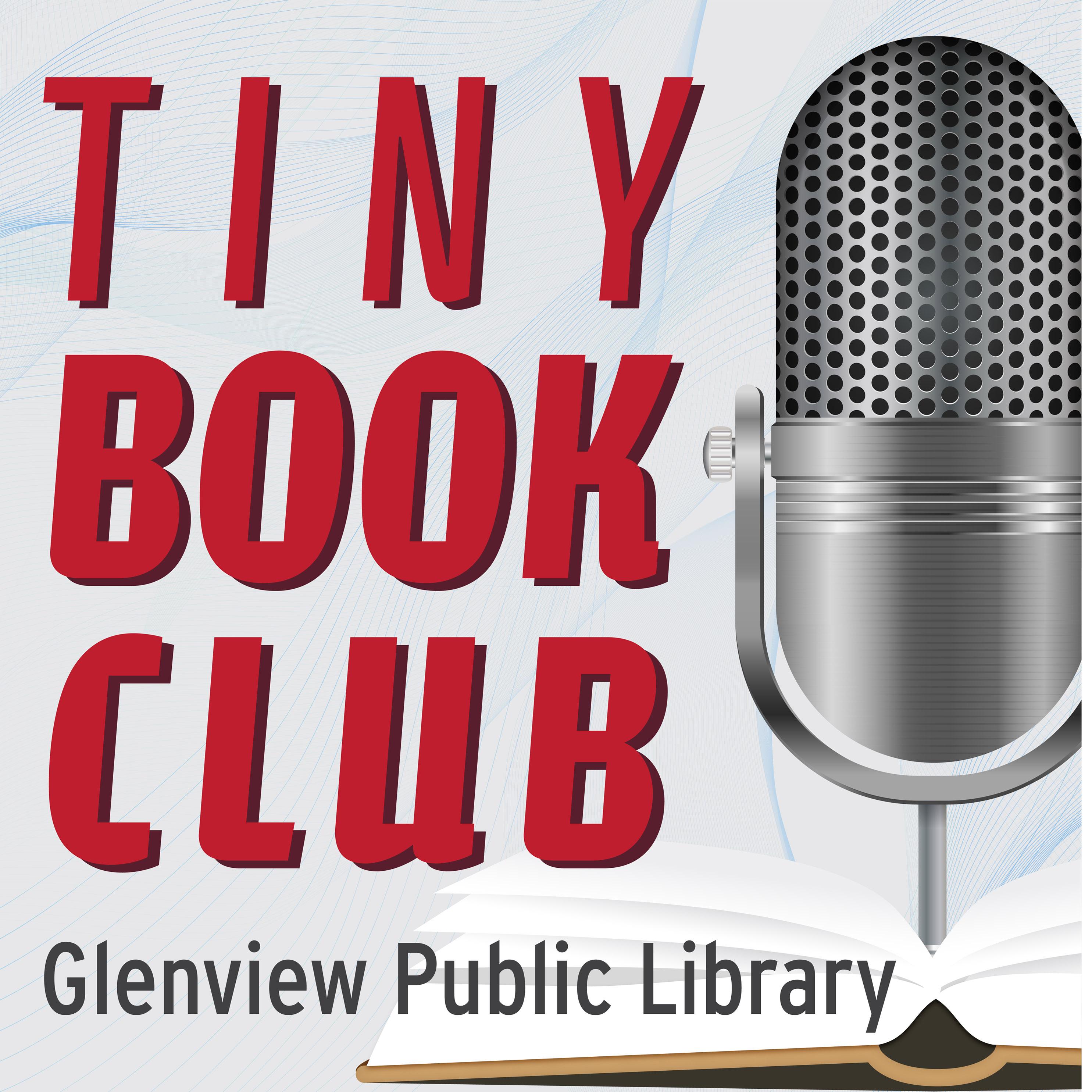 Tiny Book Club show art