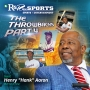 """Artwork for The Throwbacks Part 4 w/Henry """"Hank"""" Aaron"""