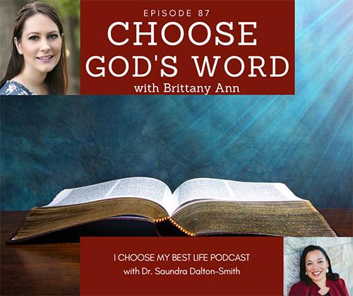 Choose God's Word
