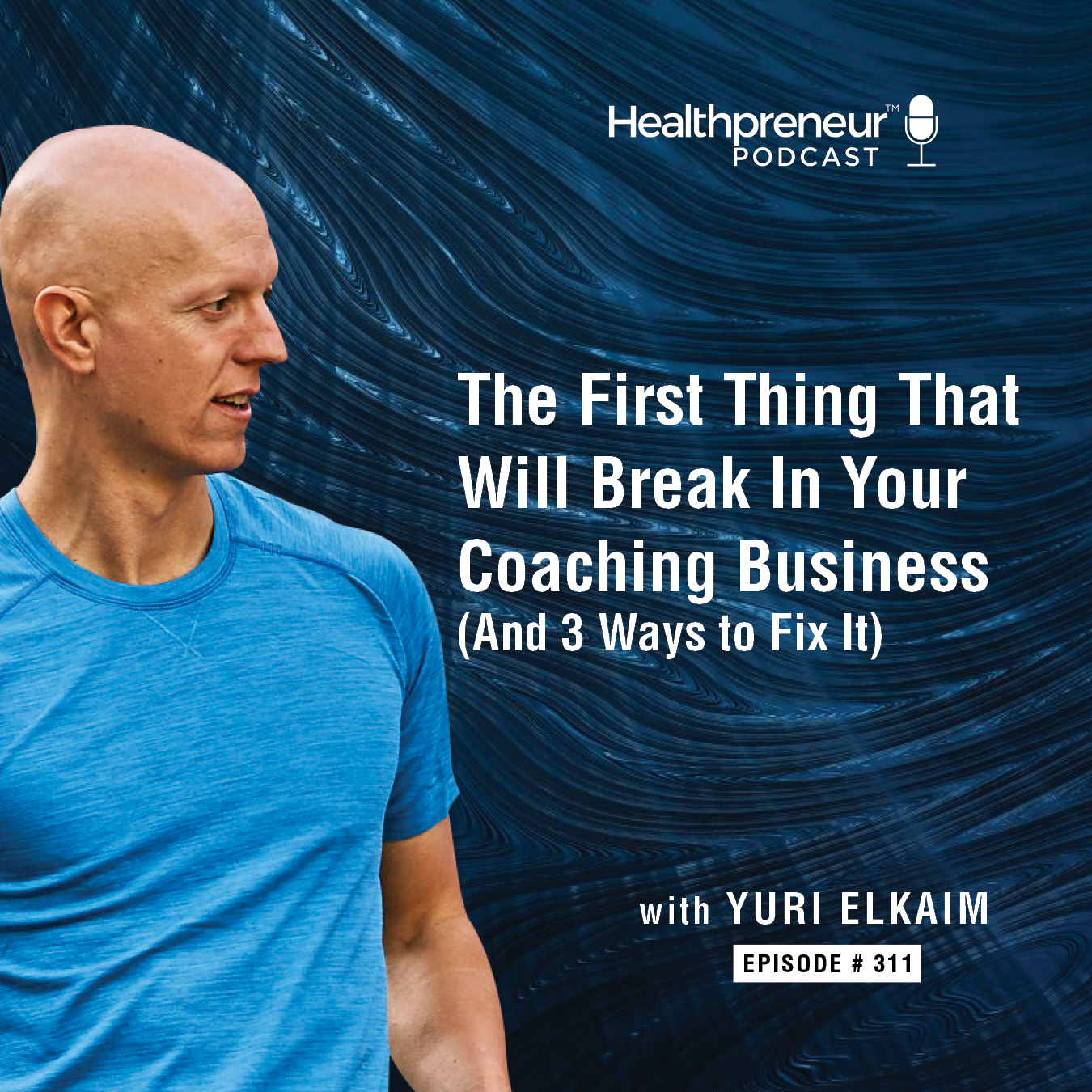 311 - The First Thing That Will Break In Your Coaching Business (And 3 Ways to Fix It) show art