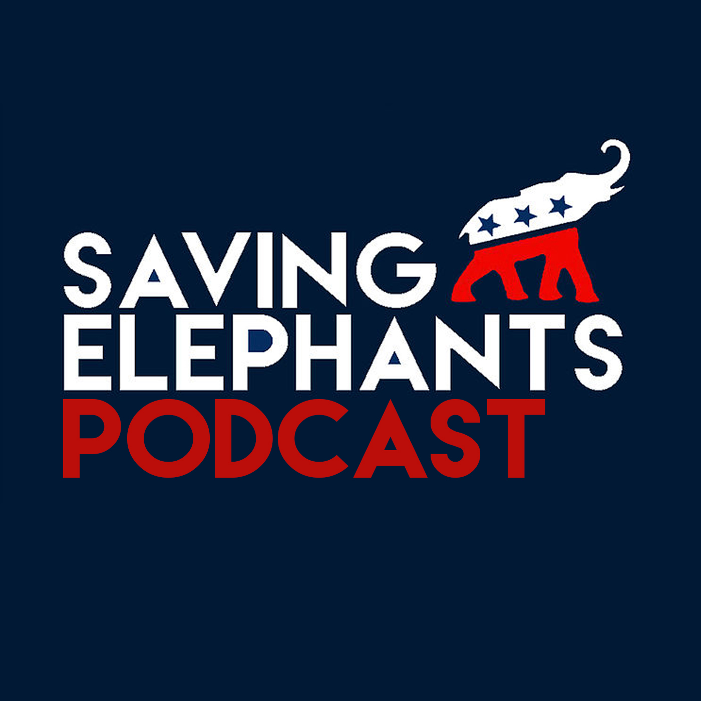 Saving Elephants | Millennials defending & expressing conservative values show art
