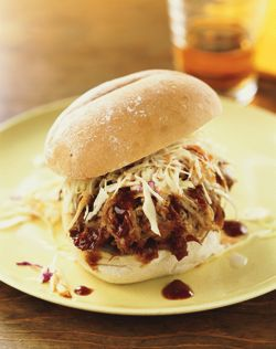 Recipe of the week: Classic Pulled Pork Sandwiches with Tidewater Coleslaw