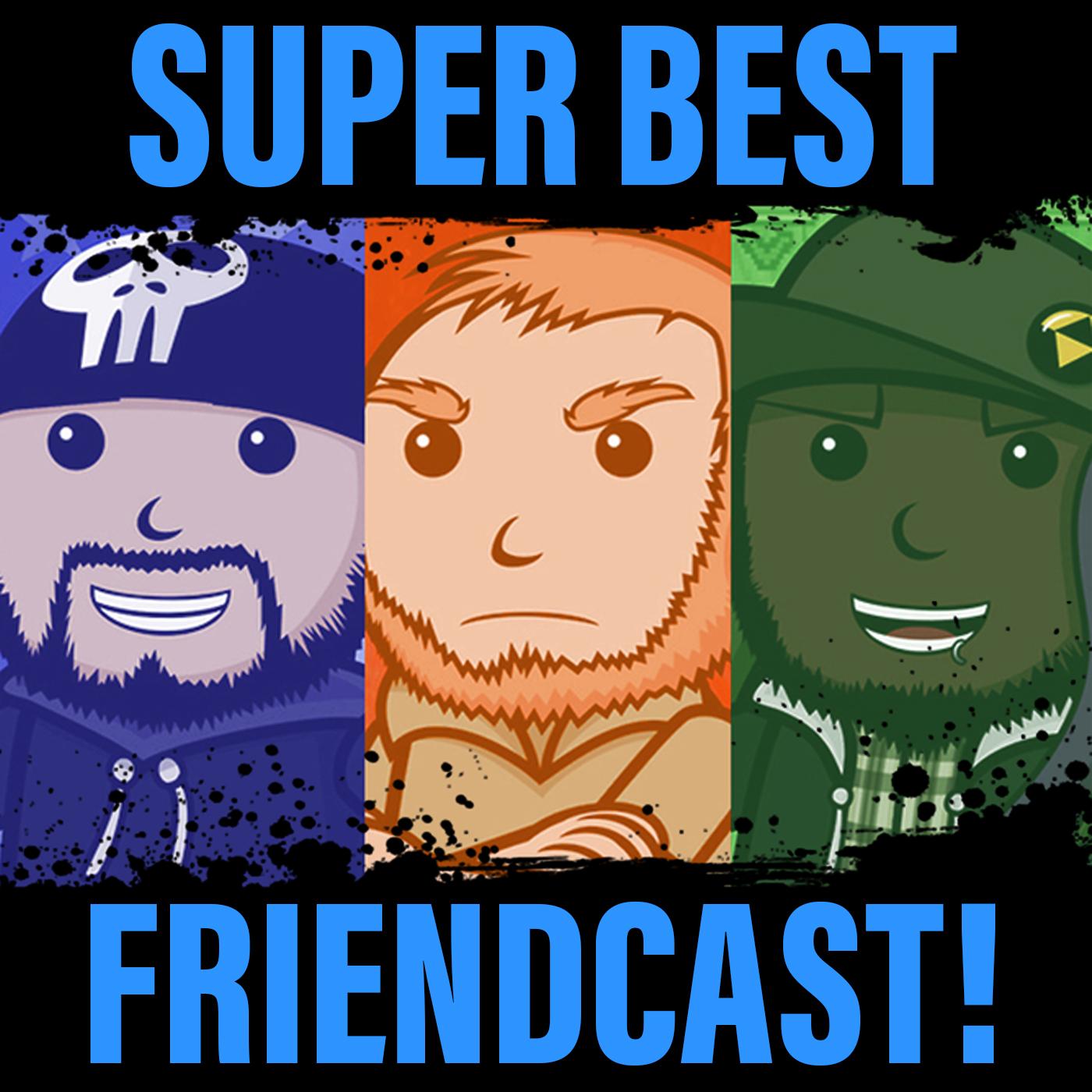 Super Best Friendcast! logo