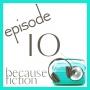 Artwork for Episode 10: A Chat with Lindsay Harrel