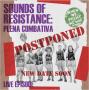 Artwork for Sounds of Resistance: Plena Combativa, Postponement Announcement