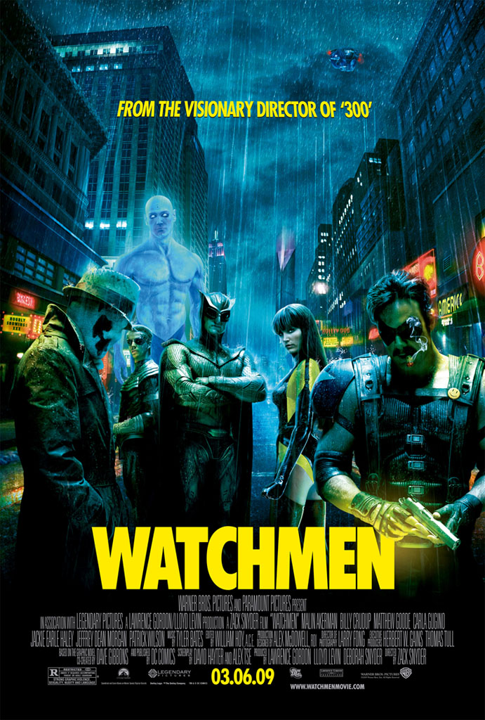 Episode 24: Watchmen Review
