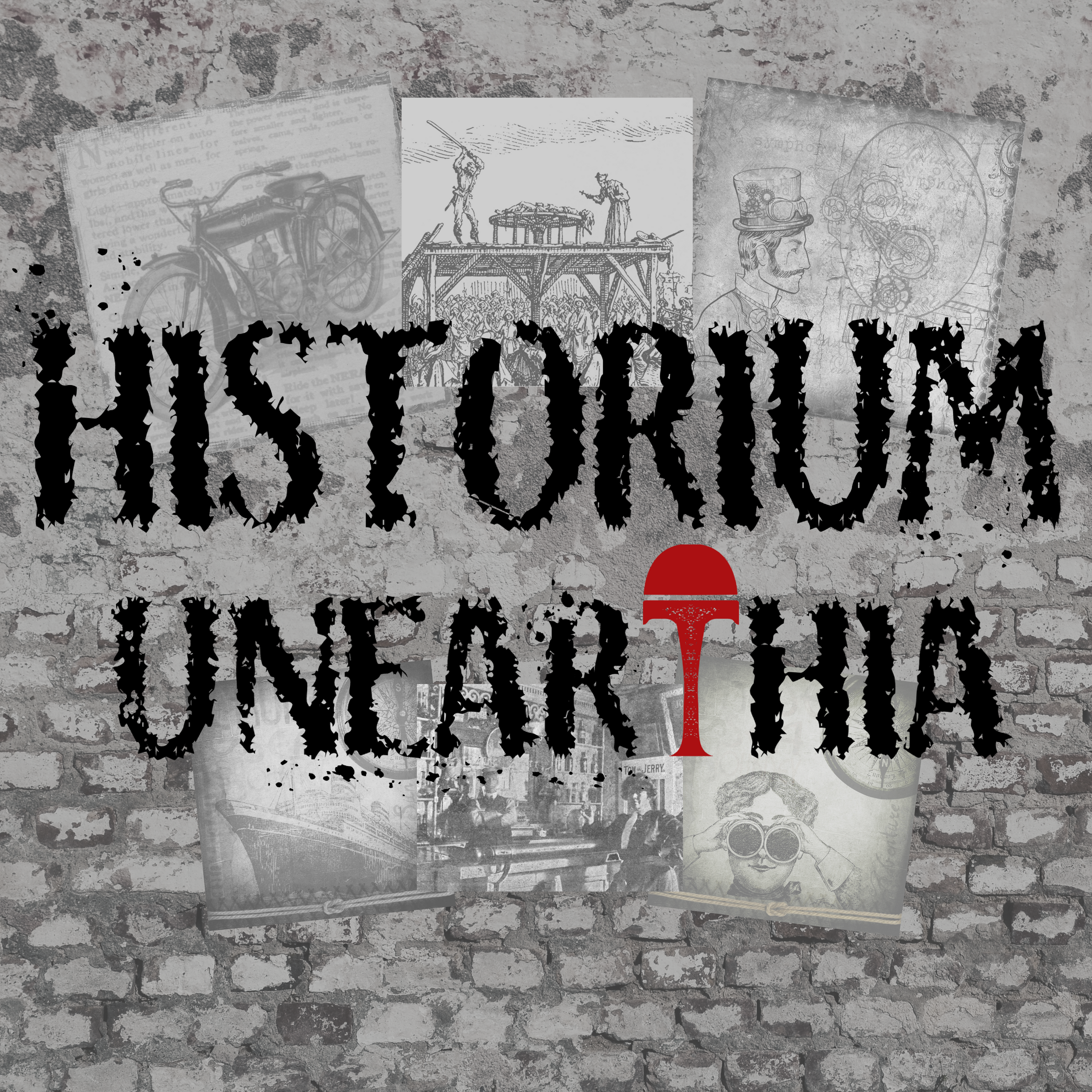 Historium Unearthia: Unearthing History's Lost and Untold Stories show art