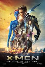 Artwork for WHINECAST- 'X-Men: Days of Future Past'