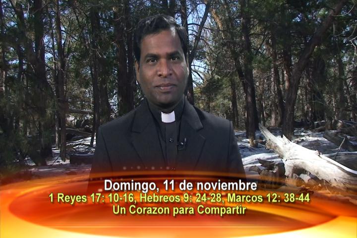 Artwork for Dios te Habla con Fr. Deeber Yonas, SVD;  Tema el hoy: UN CORAZON PARA COMPARTIR