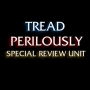 Artwork for Tread Perilously: Special Review Unit -- Ballerina