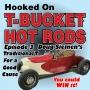 Artwork for Episode 3 - Doug Siemen's Hand-Built Steel Traditional T-Bucket