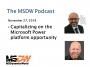 Artwork for MSDW Podcast: Capitalizing on the Microsoft Power platform ISV opportunity