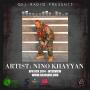 Artwork for 4.8.2014 Podcast QSJ Radio with Nino Khayyam @NinoKhayyam