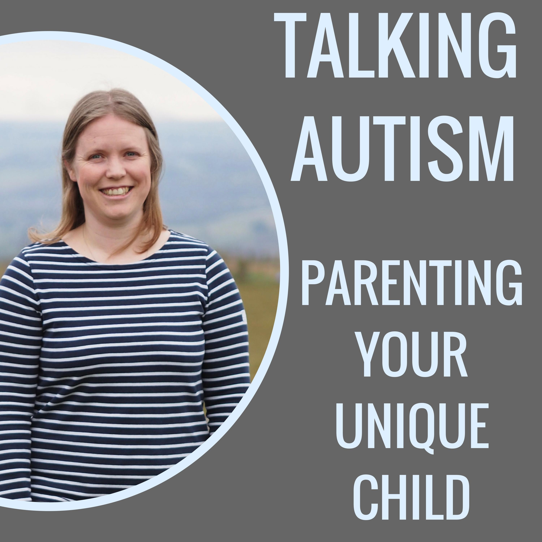 Talking Autism: Parenting Your Unique Child show art