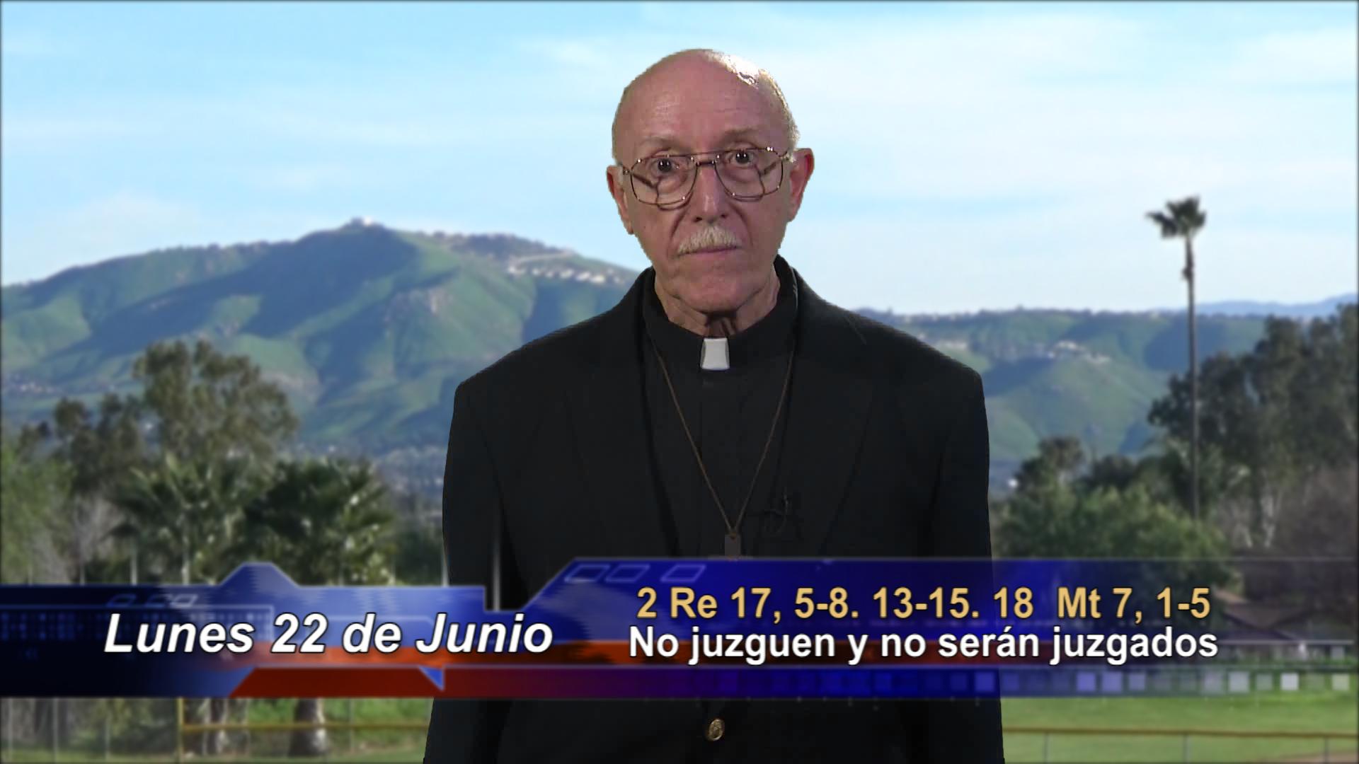 Artwork for Dios te Habla con Fr. Lenny de Pasquale;  Tema de hoy:  No juzguen y no serán juzgados