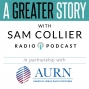 Artwork for A Greater Story #26: Sam Collier interviews Marvin Sapp