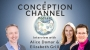 Artwork for Interview with Alice Domar and Elizabeth Grill | Conception Channel Podcast Episode #13