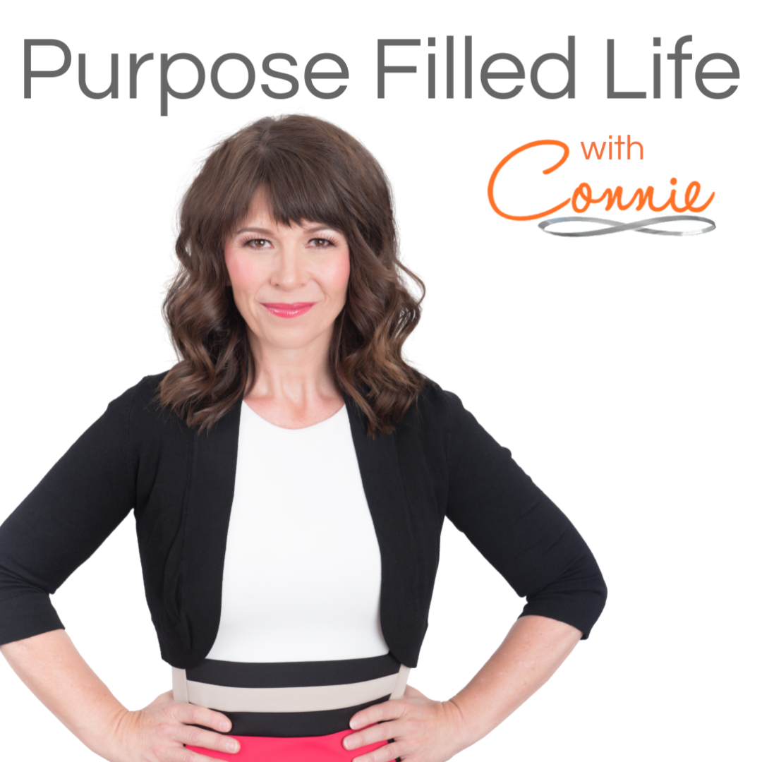 Purpose Filled Life With Connie Sokol show art
