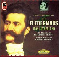 Die Fledermaus with Joan Sutherland