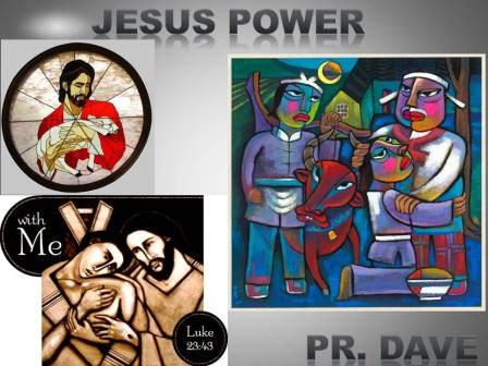 Jesus Power