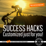 Artwork for #70: Success Hacks - Customized just for you! - Daily Mentoring w/ Trevor Crane #greatnessquest