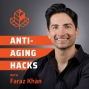 Artwork for Top 4 Reasons you may be Aging Faster than Normal, and What to do About Them - Faraz Khan