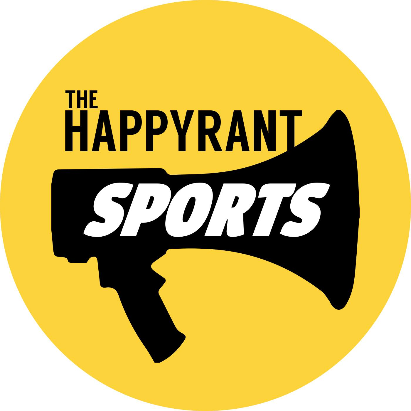 Artwork for Happy Rant Sports #4 - NBA Trades, NFL's Dumb Rules, and Random Favorite Players