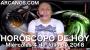 Artwork for HOROSCOPO DE HOY ARCANOS Miercoles 4 de Julio de 2018