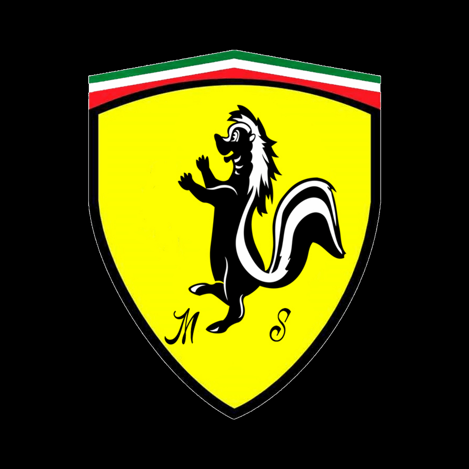 Artwork for Prancing Skunk #1: How we got started in the Ferrari business.
