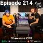 Artwork for Episode 214 – Shawarma CPR