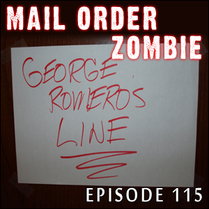 Mail Order Zombie: Episode 115 - HorrorHound Weekend Indianapolis 2010