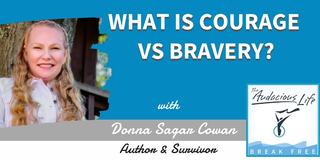"""As she shares in this episode, Donna has made her way out the other side of multiple abusive relationships always with more resilience, a fresh perspective, and never allowing herself to settle into a """"less than"""" or undeserving mindset."""