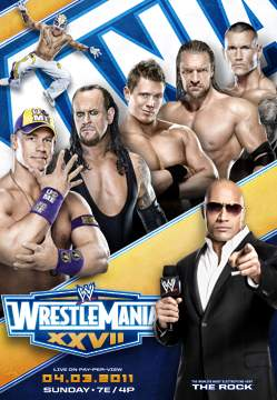 Wrestling Uncensored Episode 31. Wrestlemania 27 special