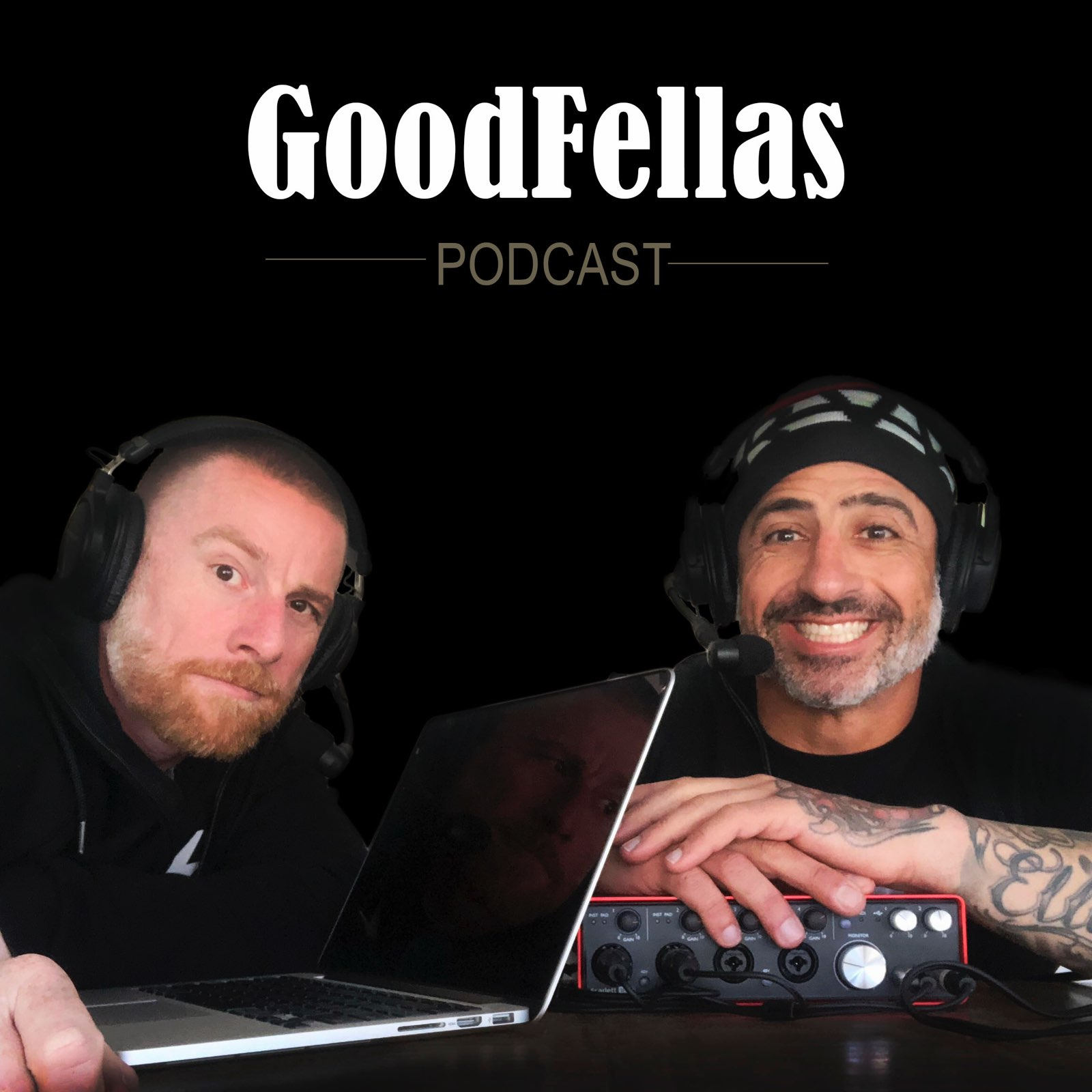 GoodFellas podcast