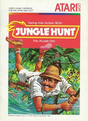 EPISODE 29: JUNGLE HUNT